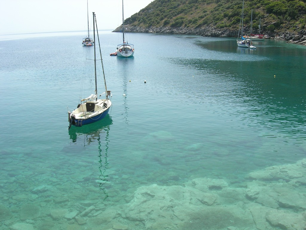 Yacht Charter Ithaki island Sailing in Greece with GreekSunYachts