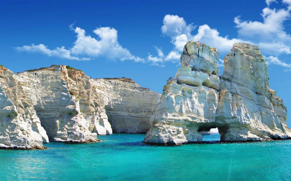 Sailing-Greece-Milos-island-4-Greek-Sun-Yachts