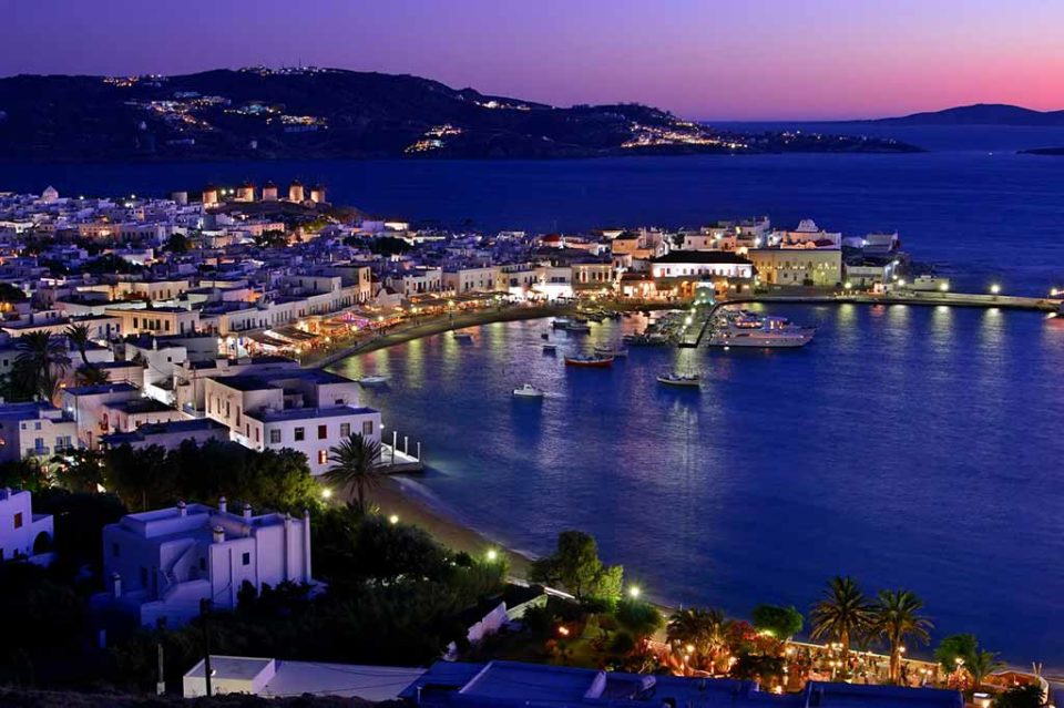 Yacht Charter Cyclades islands Greek Sun Sailing Yachts
